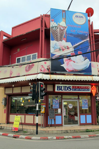 Bud's Ice Cream of San Francisco (Kaeo Nawarat Rd)