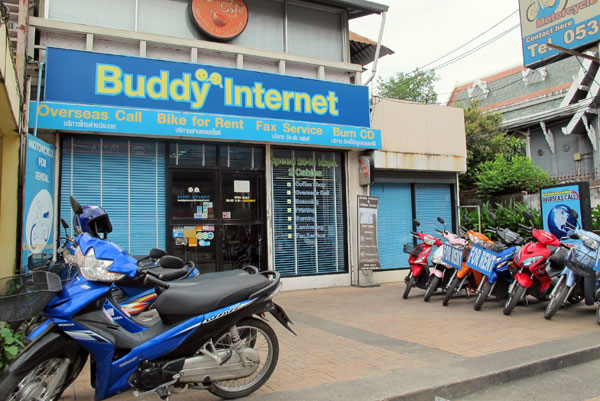 Buddy Bike Rent