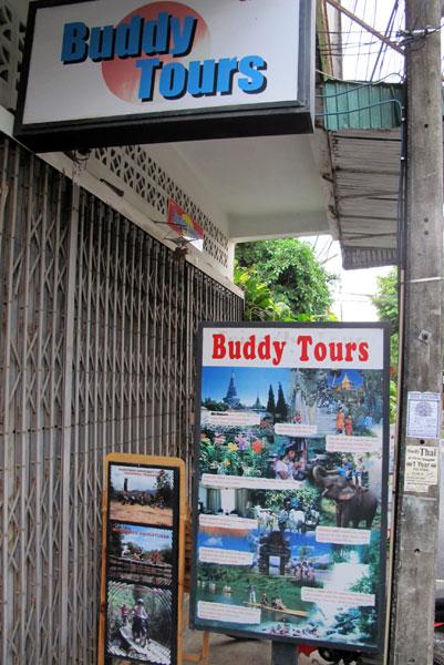 Buddy Tours
