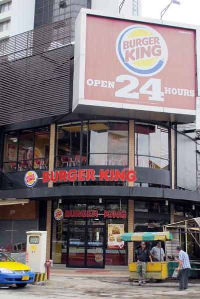 Burger King (Chang Klan Rd Branch)