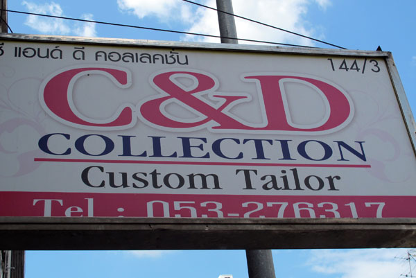 C&D Collection Custom Tailor