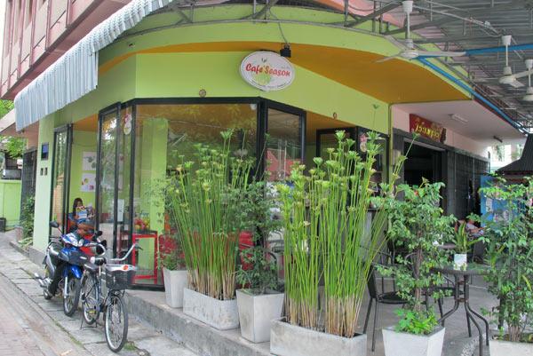 Cafe' Season