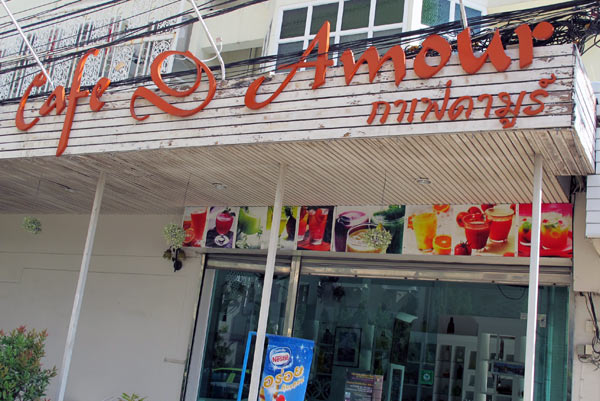 Cafe d'Amour (Chang Klan Rd)