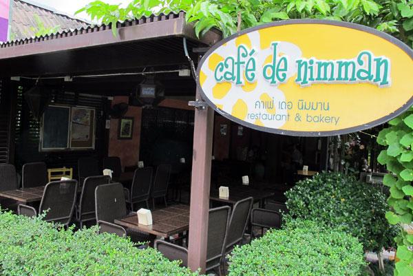 Cafe de nimman