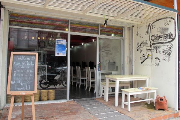 Cafe de Ratta