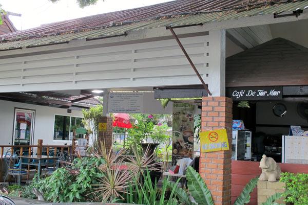Cafe de Tor Mor @Chiang Mai Immigration Office