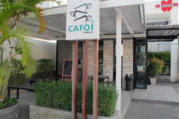 Cafoi @Shell (Branch2, Kaeo Nawarat Rd)