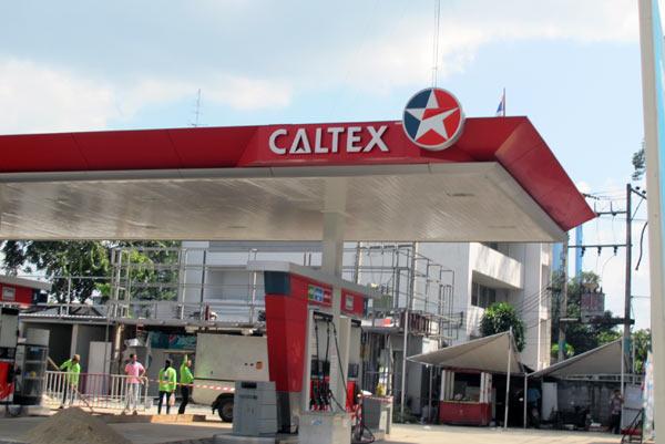Caltex (Chiang Mai-Lam Phun Rd)