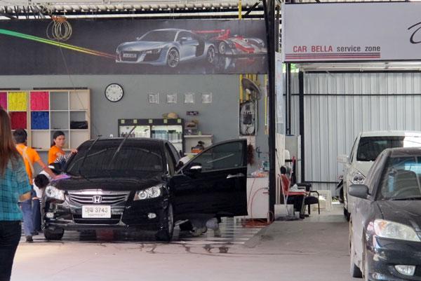 Car bella : Car Wash Service