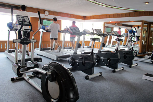 Centara Duangtawan Fitness Club