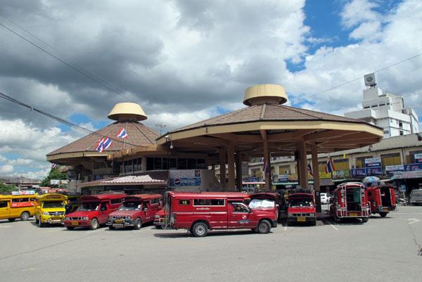 Chang Puak Bus Station