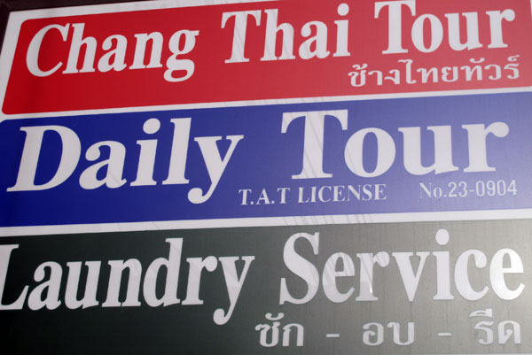 Chang Thai Tour