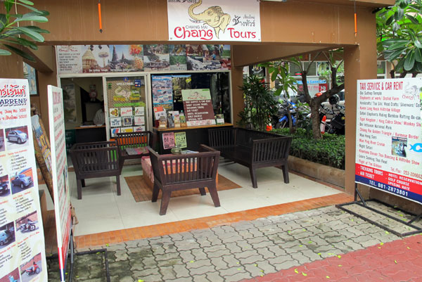 Chang Tours
