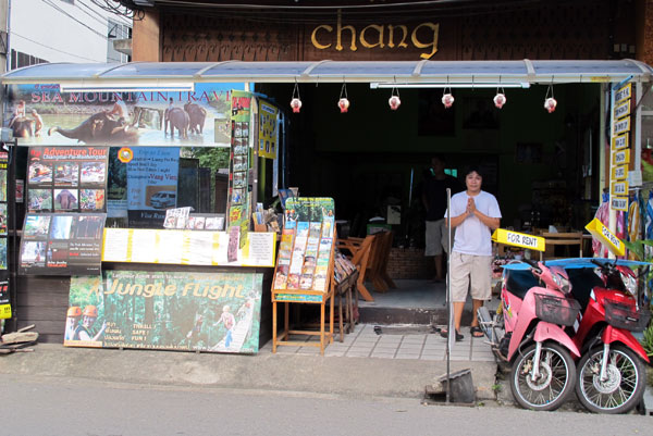 Chang Travel Agency