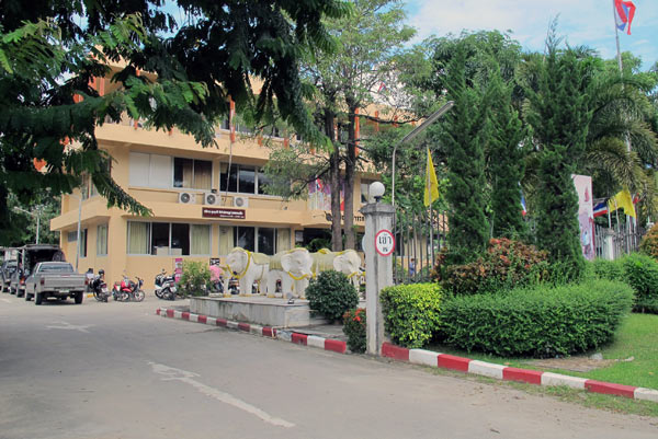 Changphueak Police Station