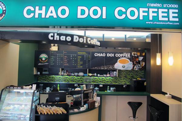 Chao Doi Coffee @Tesco Lotus Chiang Mai Kad Kamtiang