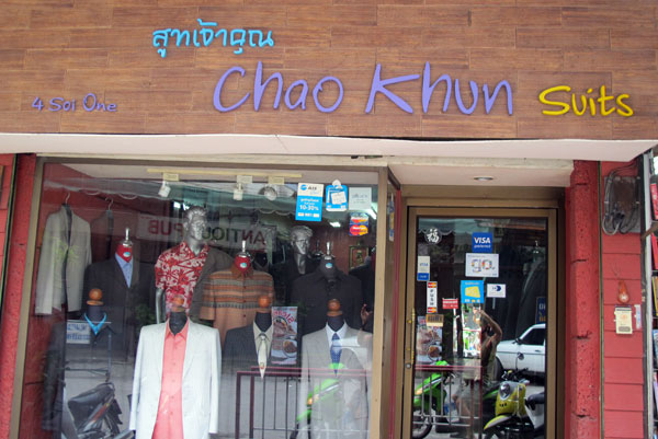 Chao Khun Suits