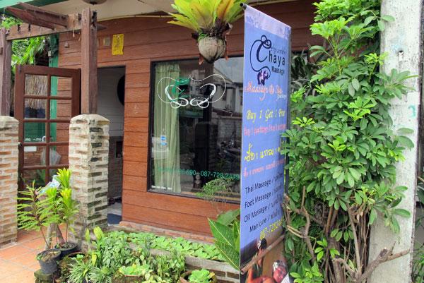 Chaya Massage & Spa