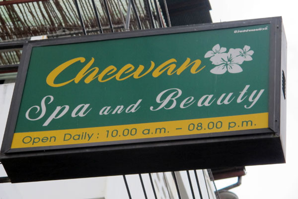 Cheewan Spa & Beauty