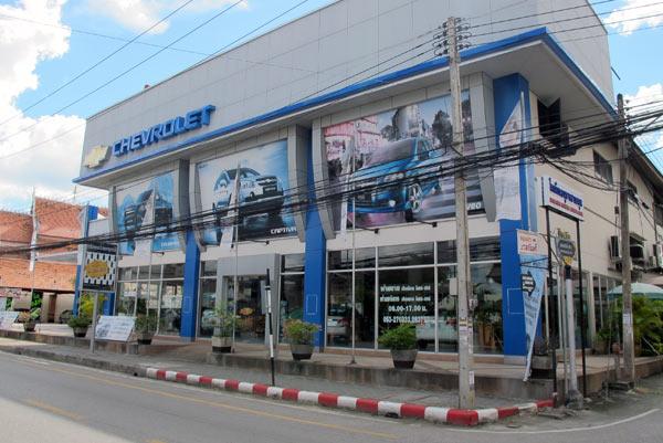 Chevrolet (Proprakklao Rd)