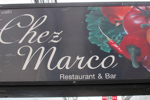 Chez Marco