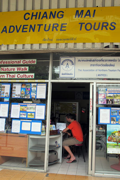 Chiang Mai Adventure Tour