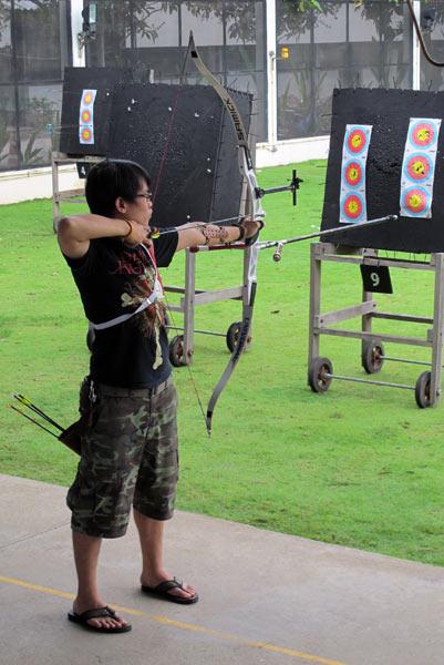 Chiang Mai Archery @Star Dome Golf Club