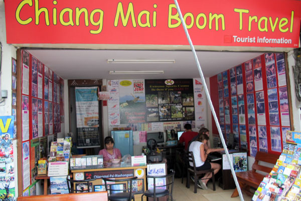 Chiang Mai Boom Travel
