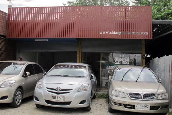Chiang Mai Car Rent