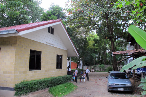 Chiang Mai Christian Church (Lisu)
