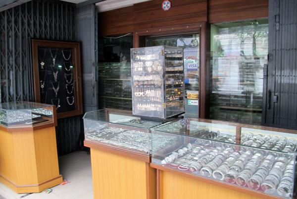 Chiang Mai Design Silver Jewelry
