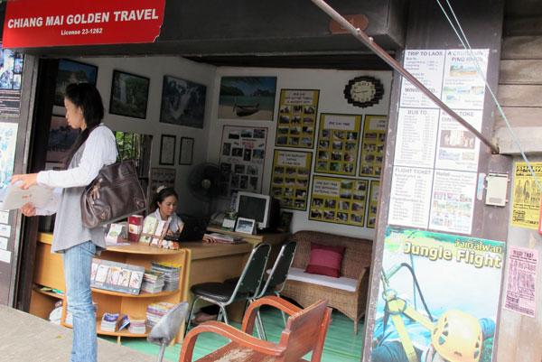Chiang Mai Golden Travel