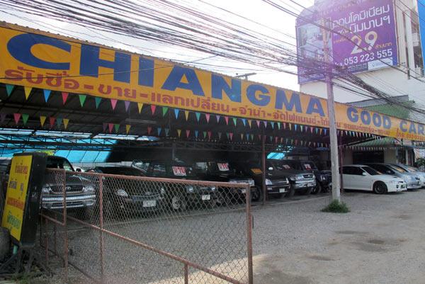 Chiang Mai Good Car
