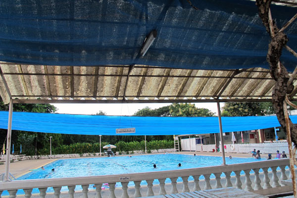 Chiang Mai Land Swimming Pool