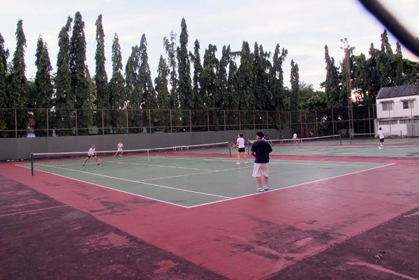 Chiang Mai Land Tennis
