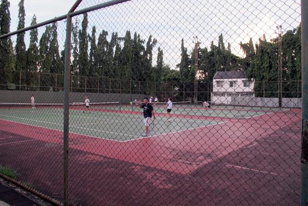 Chiang Mai Land Tennis