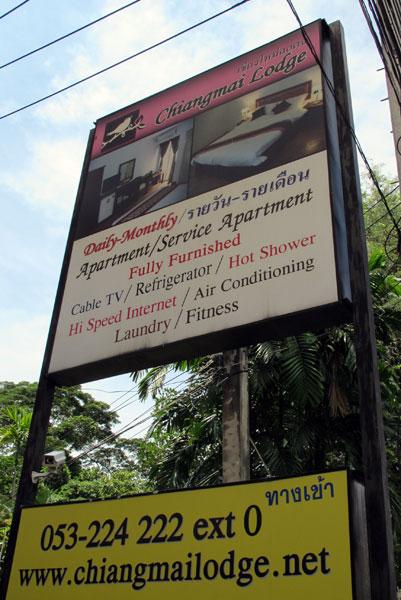 Chiang Mai Lodge