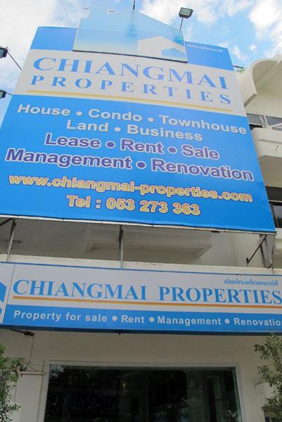 Chiang Mai Properties (Chang Klan Rd)
