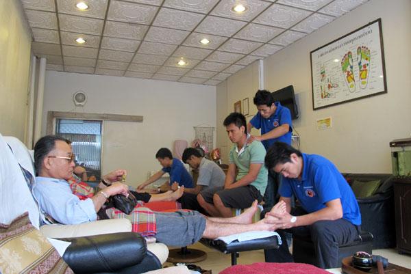 Chiang Mai Foot Massage (Rachadamnoen branch)