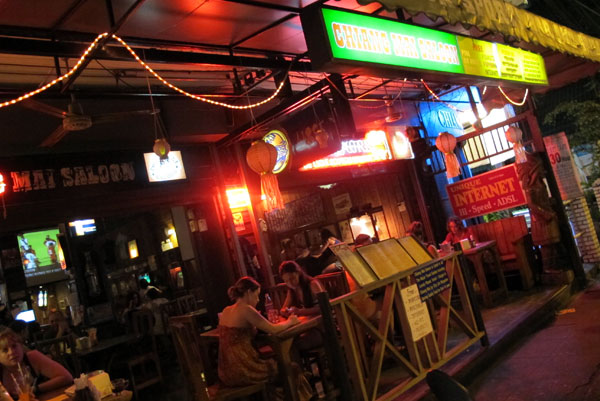 Chiang Mai Saloon Ratchawithi Road