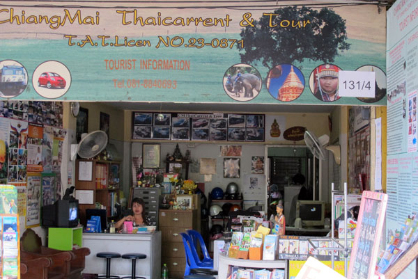 Chiang Mai Thaicarrent & Tour