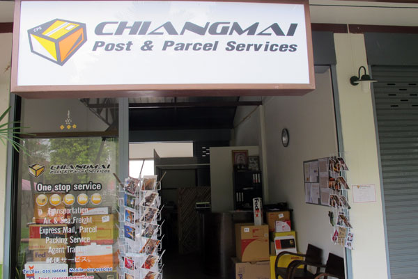 Chiangmai Post & Parcel Services