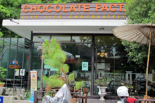 Chocolate Factory (Nimmanhaemin Soi 12)