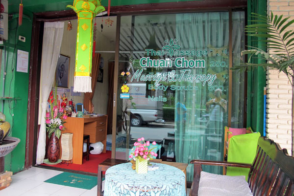 Chuan Chom Massage & Therapy