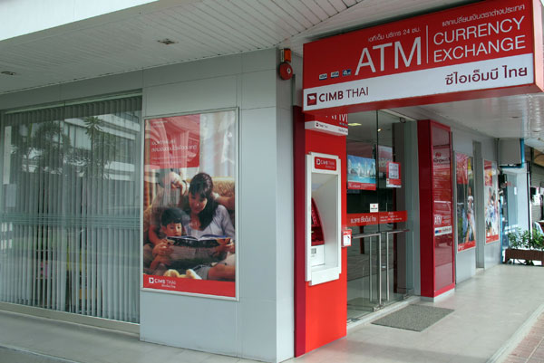 CIMB Thai Bank (Chang Klan Rd)