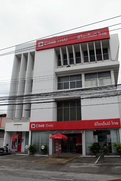 CIMB Thai Bank (Chang Phuak Rd)