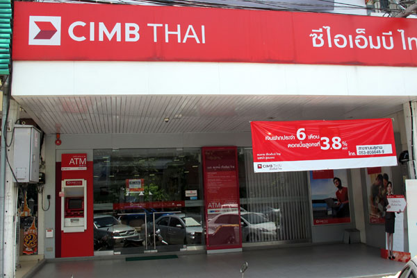 CIMB Thai Bank (Suthep Rd)