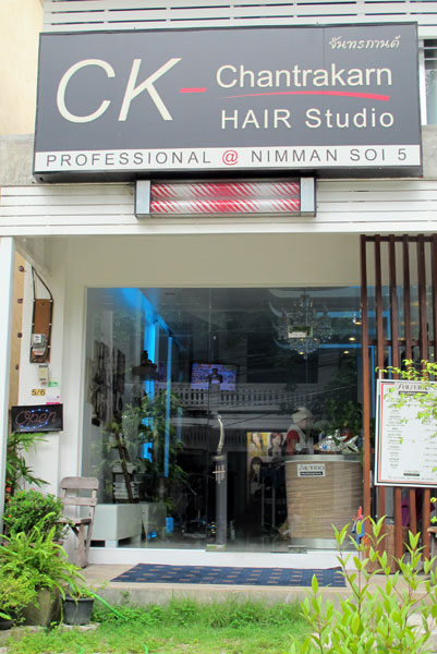 CK Chantrakarn Hair Studio