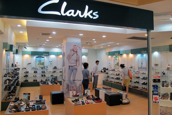 Clarks @Central Airport Plaza