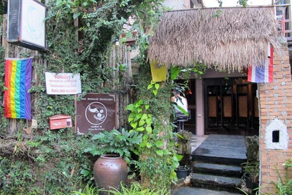 Chiang mai massage for Classic house chiang mai massage